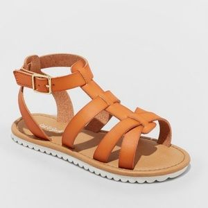 Girls Mya Gladiator Sandals